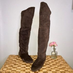 Chinese Laundry Top over the knee boots